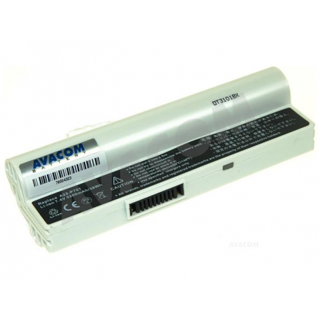 Asus Eee PC 900-1 Baterie pro notebook - 5200mAh 4 články + doprava zdarma + zprostředkování servisu v ČR