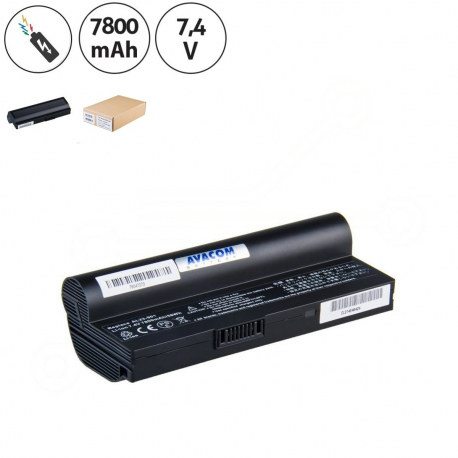 Asus Eee PC 901 Baterie pro notebook - 7800mAh 6 článků + doprava zdarma + zprostředkování servisu v ČR