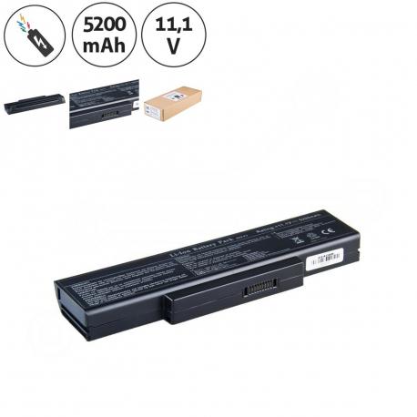 Asus M51VR Baterie pro notebook - 5200mAh 6 článků + doprava zdarma + zprostředkování servisu v ČR
