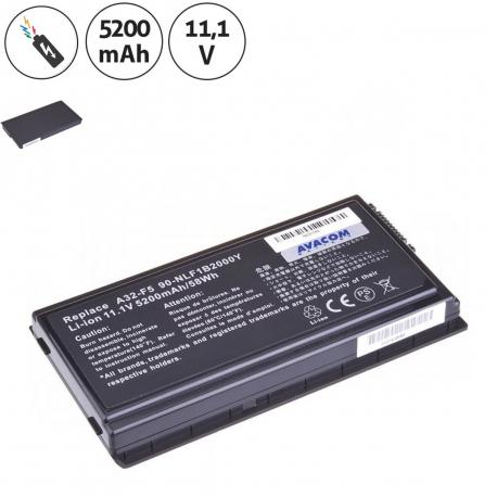 Asus F5RL Baterie pro notebook - 5200mAh 6 článků + doprava zdarma + zprostředkování servisu v ČR