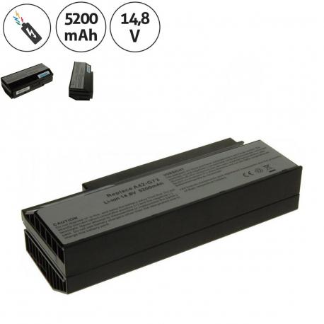 Asus g53sx 3d Baterie pro notebook - 5200mAh 8 článků + doprava zdarma + zprostředkování servisu v ČR