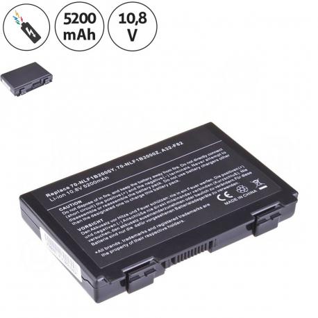 Asus K50 Baterie pro notebook - 5200mAh 6 článků + doprava zdarma + zprostředkování servisu v ČR