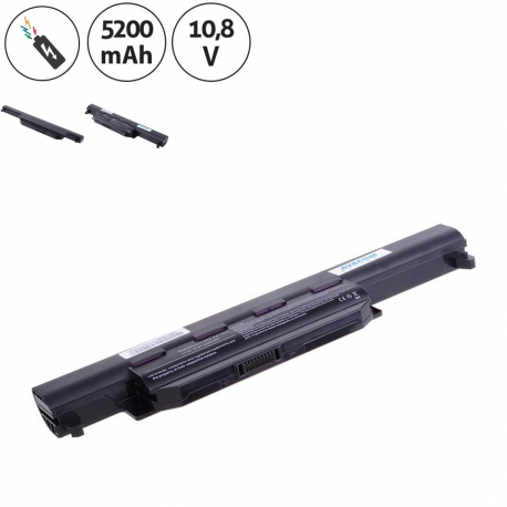 Asus X75VD Baterie pro notebook - 5200mAh 6 článků + doprava zdarma + zprostředkování servisu v ČR