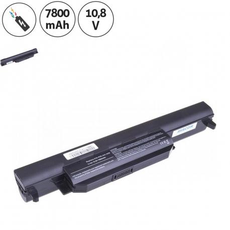 Asus K55VJ Baterie pro notebook - 7800mAh 9 článků + doprava zdarma + zprostředkování servisu v ČR