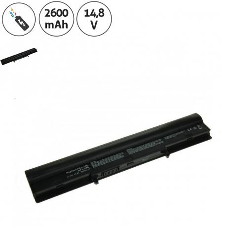 Asus U36JC Baterie pro notebook - 2600mAh 4 články + doprava zdarma + zprostředkování servisu v ČR