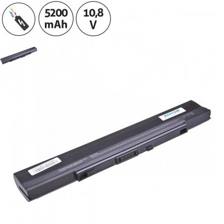 Asus u43sd Baterie pro notebook - 5200mAh 6 článků + doprava zdarma + zprostředkování servisu v ČR