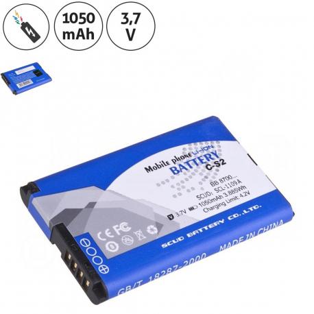 BlackBerry Curve 8530 Baterie pro mobilní telefon - 1050mAh + zprostředkování servisu v ČR