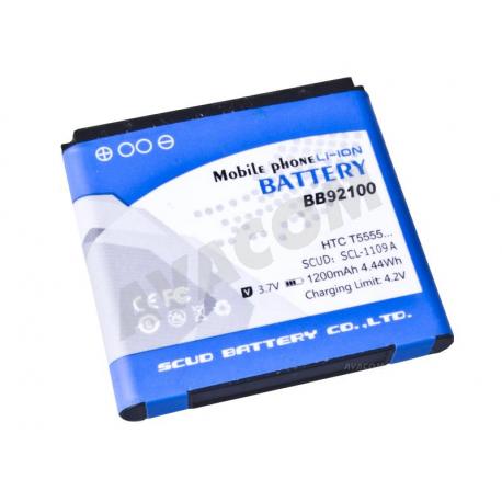 HTC hd Mini Baterie pro notebook - 1200mAh + zprostředkování servisu v ČR