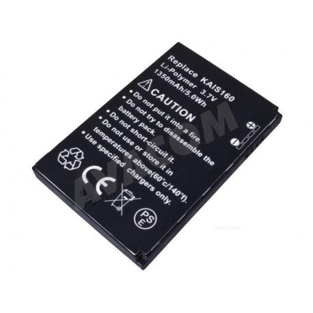 HTC TyTN ii Baterie pro notebook - 1350mAh + zprostředkování servisu v ČR