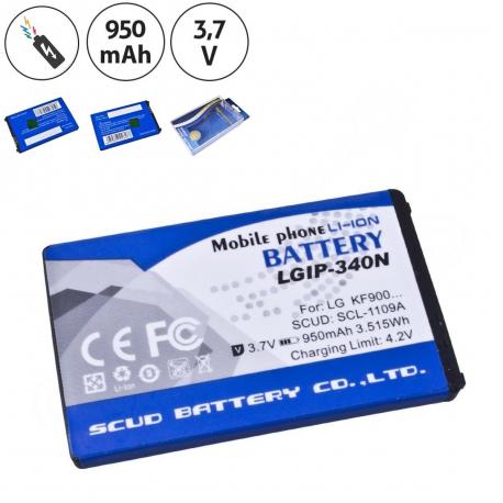 LG kf900 prada 2 Baterie pro notebook - 950mAh + zprostředkování servisu v ČR
