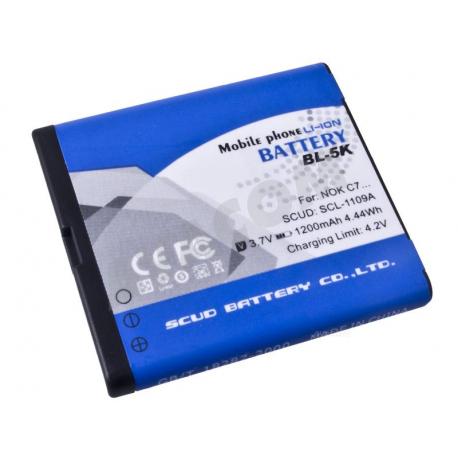 Nokia 701 Baterie pro notebook - 1200mAh + zprostředkování servisu v ČR