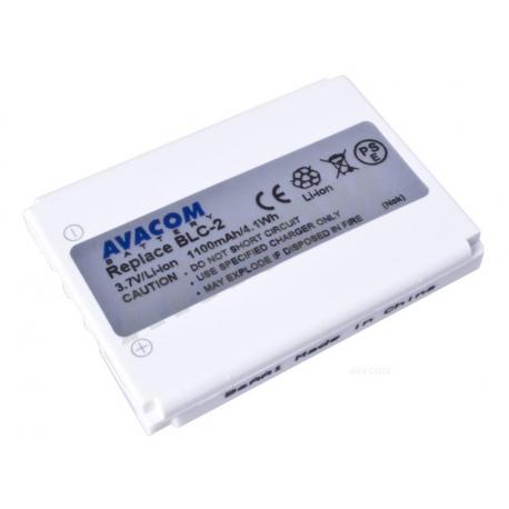 Nokia 3530 Baterie pro mobilní telefon - 1100mAh + zprostředkování servisu v ČR