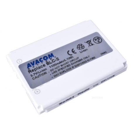 Nokia 3410 Baterie pro mobilní telefon - 1100mAh + zprostředkování servisu v ČR