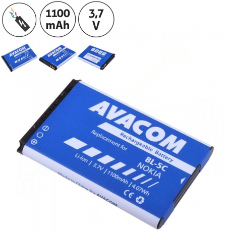 Aligator A500(i) Baterie pro mobilní telefon - 1100mAh + zprostředkování servisu v ČR