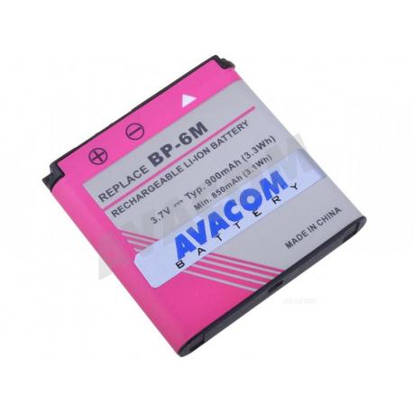 Nokia 3250 xpressmusic Baterie pro notebook - 900mAh + zprostředkování servisu v ČR