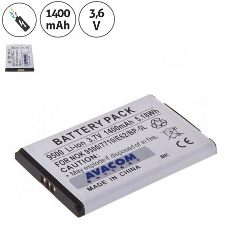 Nokia 9500 Baterie pro mobilní telefon - 1400mAh + zprostředkování servisu v ČR