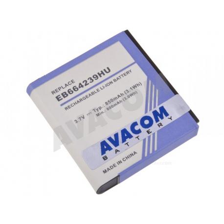 Samsung S7550 blue earth Baterie pro mobilní telefon - 850mAh + zprostředkování servisu v ČR