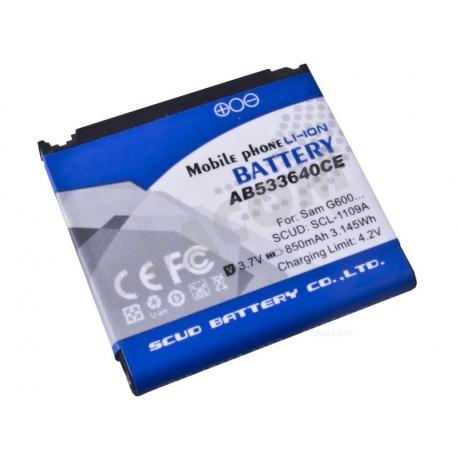 Samsung g600 Baterie pro notebook - 880mAh + zprostředkování servisu v ČR