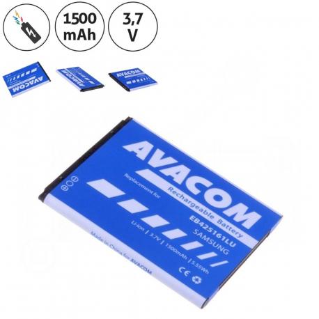 Samsung S6802 Baterie pro mobilní telefon - 1500mAh + zprostředkování servisu v ČR