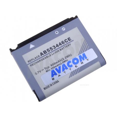 Samsung f480 Baterie pro mobilní telefon - 600mAh + zprostředkování servisu v ČR