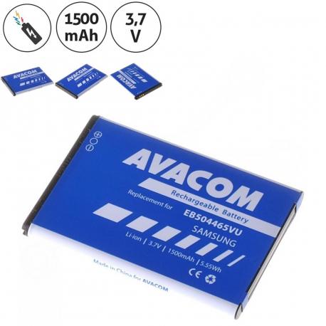 Samsung i5801 Galaxy apollo Baterie pro notebook - 1500mAh + zprostředkování servisu v ČR