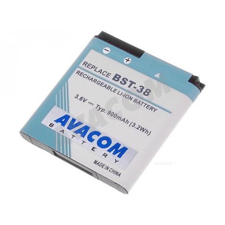 Sony Ericsson s500i Baterie pro notebook - 900mAh + zprostředkování servisu v ČR