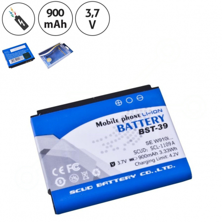 Sony Ericsson z555i Baterie pro mobilní telefon - 900mAh + zprostředkování servisu v ČR