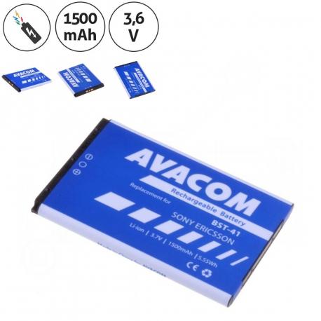 Sony Ericsson x10 Baterie pro mobilní telefon - 1500mAh + zprostředkování servisu v ČR
