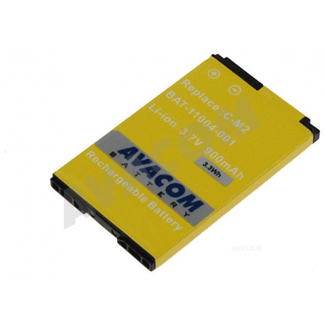 BlackBerry 8300 curve Baterie pro mobilní telefon - 900mAh + zprostředkování servisu v ČR