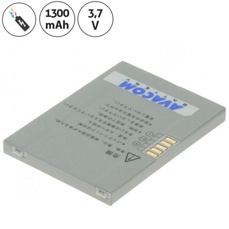 E-Ten glofiish m810 Baterie pro notebook - 1300mAh + zprostředkování servisu v ČR