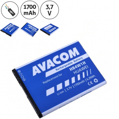 Huawei Ascend Y210 Baterie pro mobilní telefon - 1700mAh + zprostředkování servisu v ČR