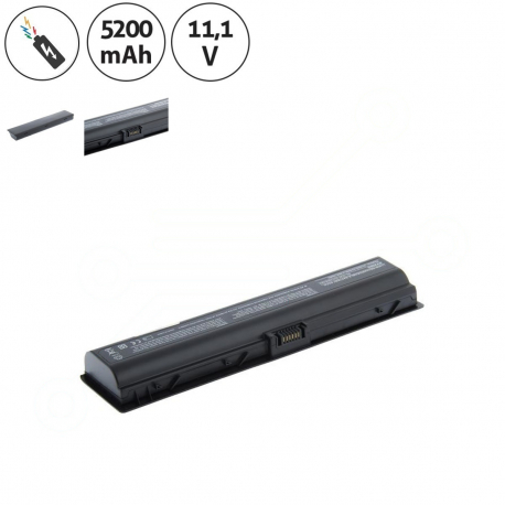 HP Pavilion dv6500/ct Baterie pro notebook - 5200mAh 6 článků + doprava zdarma + zprostředkování servisu v ČR
