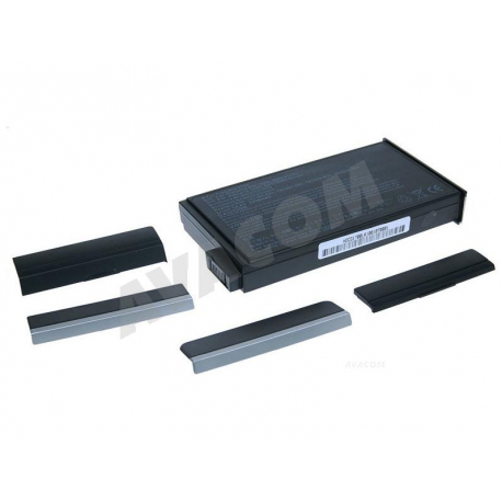 HP Compaq Evo n1033v Baterie pro notebook - 5200mAh 8 článků + doprava zdarma + zprostředkování servisu v ČR