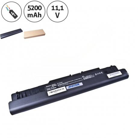 Dell Inspiron 14 Baterie pro notebook - 5200mAh 6 článků + doprava zdarma + zprostředkování servisu v ČR