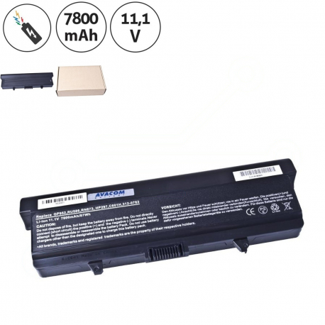 Dell Inspiron 1545 Baterie pro notebook - 7800mAh 9 článků + doprava zdarma + zprostředkování servisu v ČR