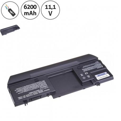 Dell Latitude d420 Baterie pro notebook - 6200mAh + doprava zdarma + zprostředkování servisu v ČR