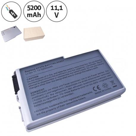 Dell Latitude D530 Baterie pro notebook - 5200mAh 6 článků + doprava zdarma + zprostředkování servisu v ČR