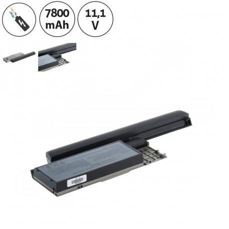 Dell Latitude D620 Baterie pro notebook - 7800mAh 9 článků + doprava zdarma + zprostředkování servisu v ČR