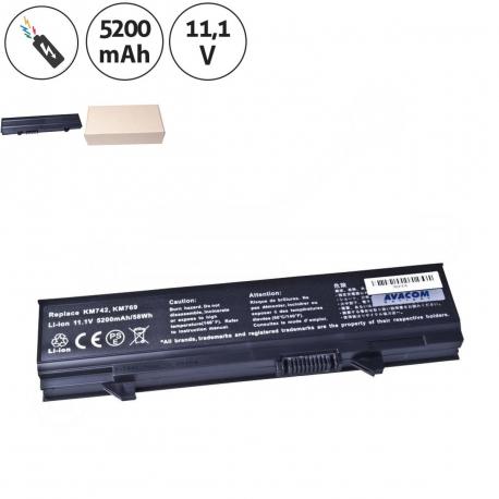 Dell Latitude E5400 Baterie pro notebook - 5200mAh 6 článků + doprava zdarma + zprostředkování servisu v ČR