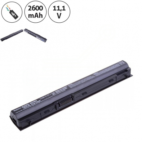 Dell Latitude e6320 xfr Baterie pro notebook - 2600mAh 3 články + doprava zdarma + zprostředkování servisu v ČR