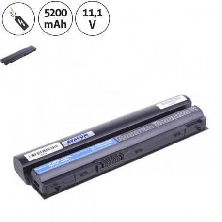 Dell Latitude E6320 Baterie pro notebook - 5200mAh 6 článků + doprava zdarma + zprostředkování servisu v ČR