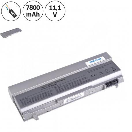 Dell Latitude E6500 Baterie pro notebook - 7800mAh 9 článků + doprava zdarma + zprostředkování servisu v ČR