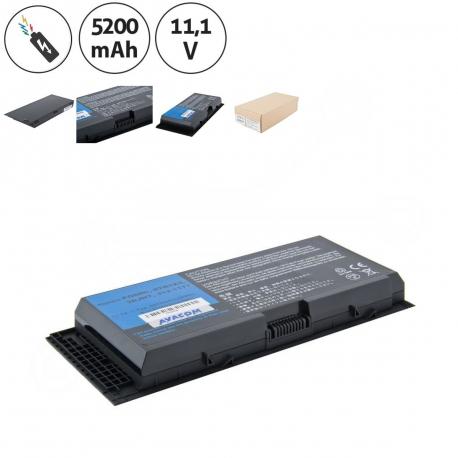 Dell Precision M4600 Baterie pro notebook - 5200mAh 6 článků + doprava zdarma + zprostředkování servisu v ČR