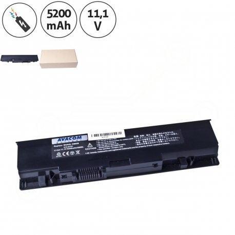 Dell Studio 1535 Baterie pro notebook - 5200mAh 6 článků + doprava zdarma + zprostředkování servisu v ČR