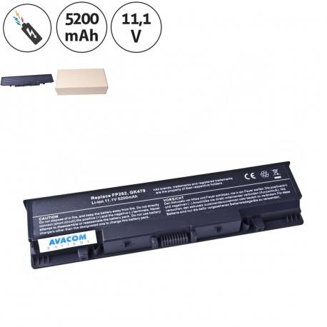 Dell Vostro 1500 Baterie pro notebook - 5200mAh 6 článků + doprava zdarma + zprostředkování servisu v ČR