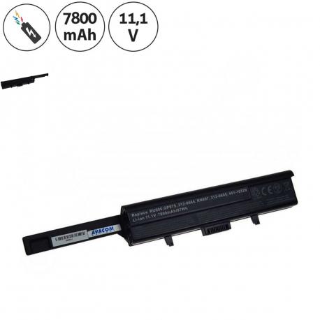 Dell XPS M1530 Baterie pro notebook - 7800mAh 9 článků + doprava zdarma + zprostředkování servisu v ČR