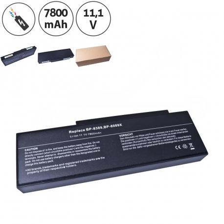 MedION 8089 Baterie pro notebook - 7800mAh 9 článků + doprava zdarma + zprostředkování servisu v ČR