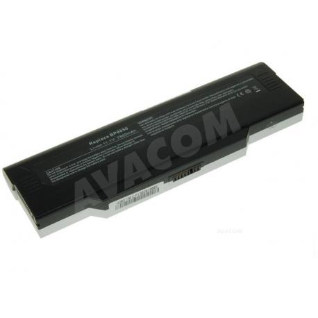 Packard Bell Easy Note r9500 Baterie pro notebook - 7800mAh 9 článků + doprava zdarma + zprostředkování servisu v ČR