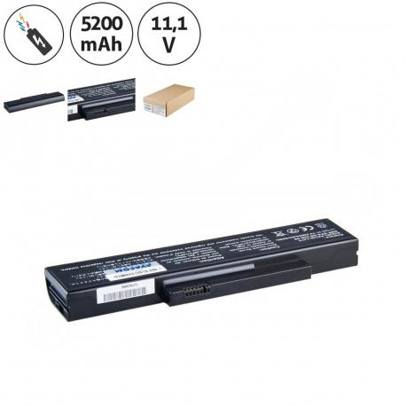 Fujitsu Siemens AMILO la1703 Baterie pro notebook - 5200mAh 6 článků + doprava zdarma + zprostředkování servisu v ČR
