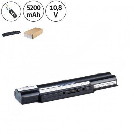 Fujitsu Siemens LIFEBOOK E751 Baterie pro notebook - 5200mAh 6 článků + doprava zdarma + zprostředkování servisu v ČR